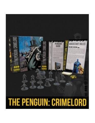 Bat-Box: The Penguin -...