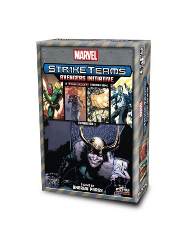 Marvel HeroClix: Strike...