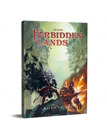 Forbidden Lands: Raven's Purge