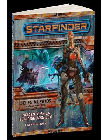Starfinder - Soles Muertos:...