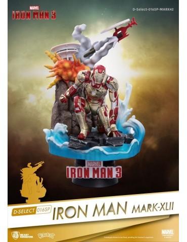 Diorama Iron Man 3 PVC...
