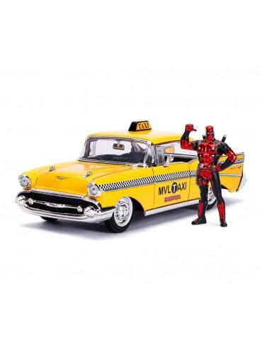 Réplica Deadpool Vehículo...