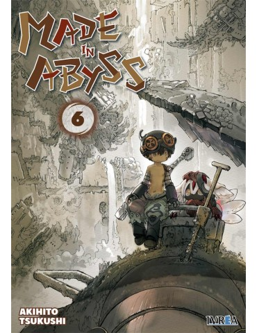 Made In Abyss 06 (Cómic)