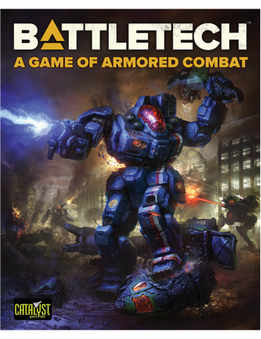 BattleTech: A Game of...