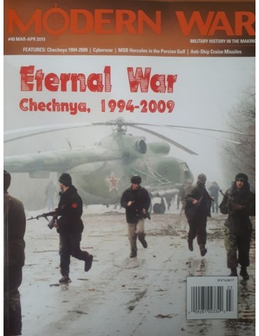 Chechen War 1994-1996
