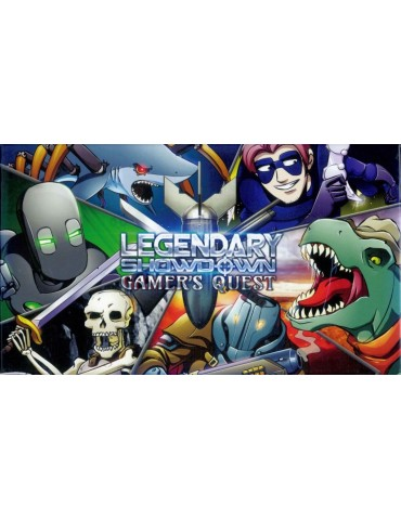Legendary Showdown: Gamer's...