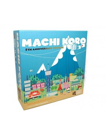 Machi Koro 5th Anniversay...