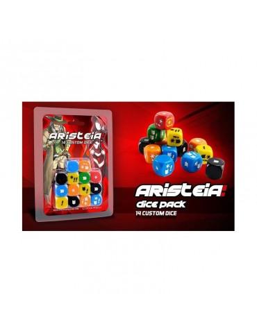 Aristeia! Dice Pack (14 Dados)