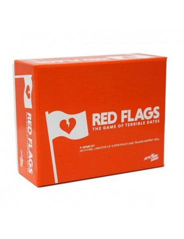 Comprar Red Flags