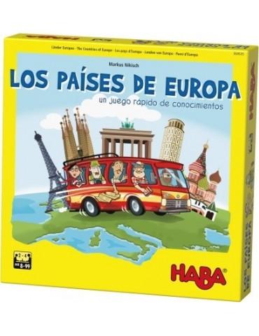 Los paises de Europa
