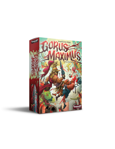 Gorus Maximus (Inglés)