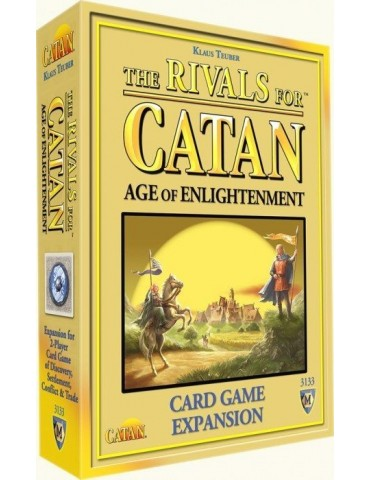 The Rivals for Catan: Age...
