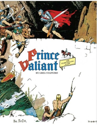 Prince Valiant Rule Book