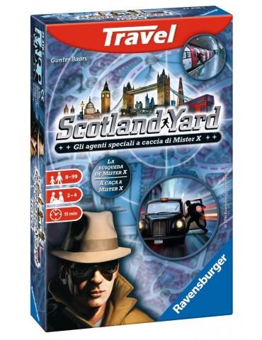 Scotland Yard de Viaje
