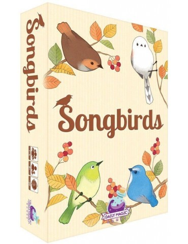 Songbirds (Inglés)