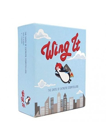 Wing It: The Game of...