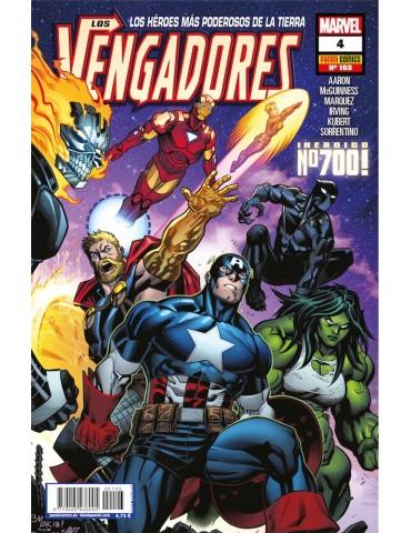 Los Vengadores 04
