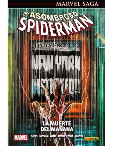 El Asombroso Spiderman 35....