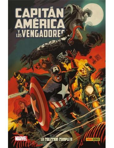 Capitán América y los...
