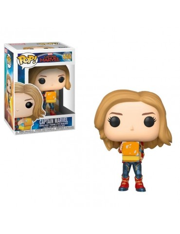 Figura POP Captain Marvel:...
