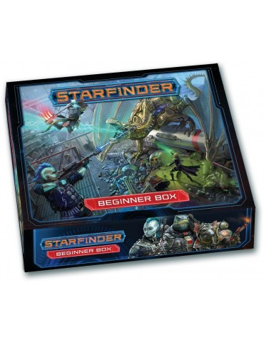 Starfinder Beginner Box...