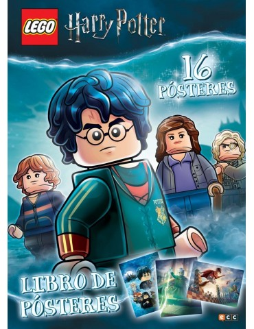LEGO Harry Potter. Libro de...