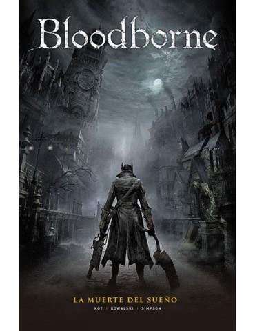 Bloodborne 01. La Muerte...