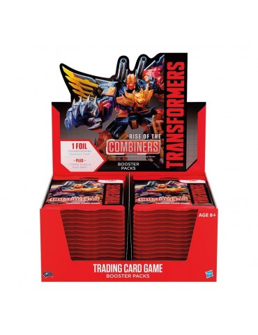 Transformers TCG: Rise of...