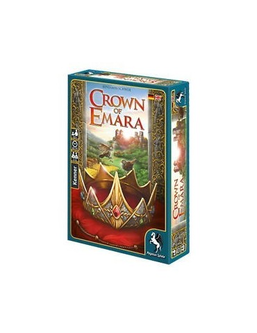 Crown of Emara (Inglés)