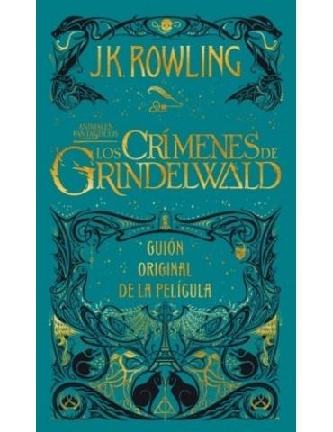 Los crímenes de Grindelwald...