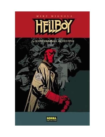 Hellboy 4: La Mano Derecha...