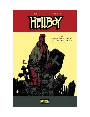 Hellboy 3: El Ataúd...