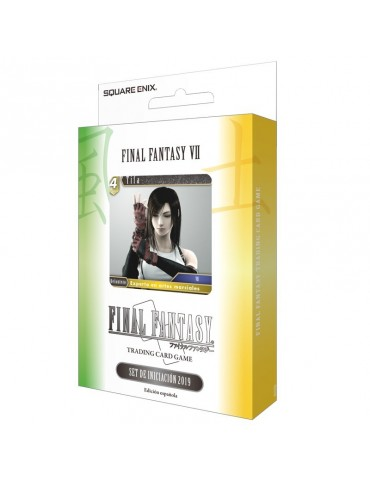 Final Fantasy TCG: Set de...