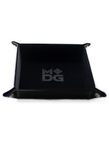 Dice Tray Velvet Black