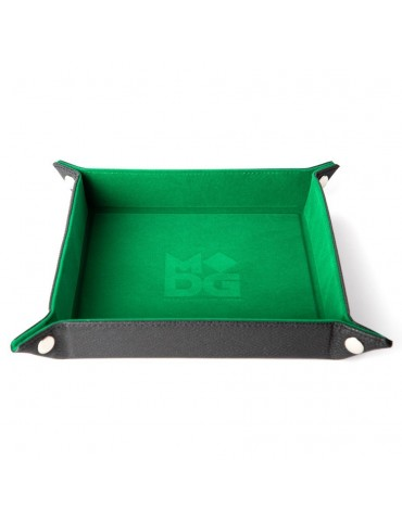 Dice Tray Velvet Green