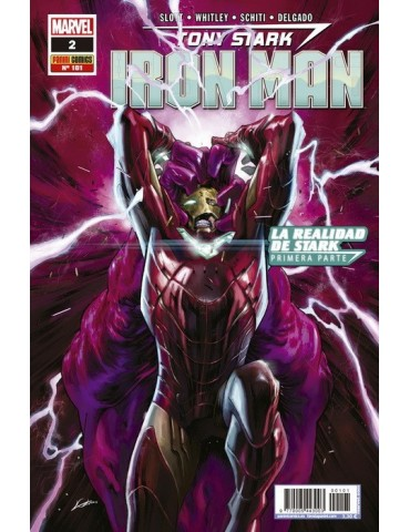 Tony Stark: Iron Man 02