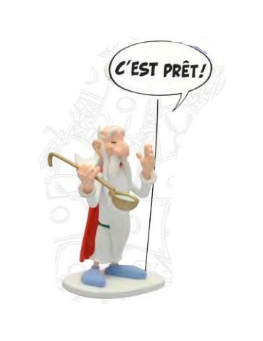 Figura Resina Asterix Comic...