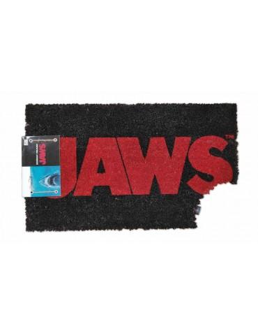 Felpudo Tiburon: Jaws Logo