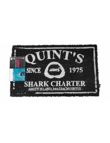 Felpudo Tiburón: Quint's