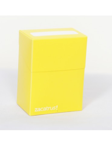 Deck Box Zacatrus Amarillo