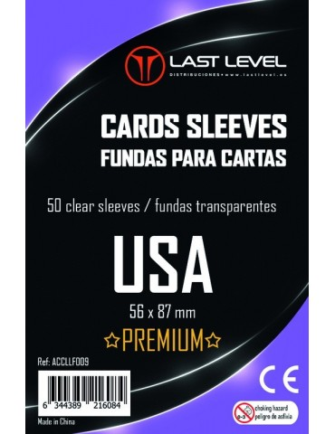 Fundas Last Level Usa...