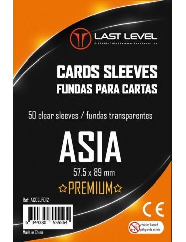 Fundas Last Level Asia...