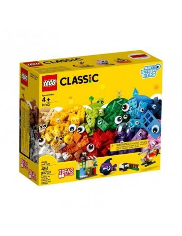Lego Classic Ladrillos y Ojos