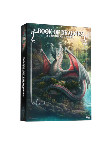 Book of Dragons (Caja Grande)