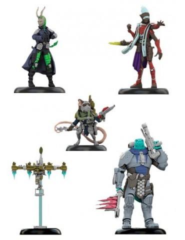 Starfinder Miniatures:...