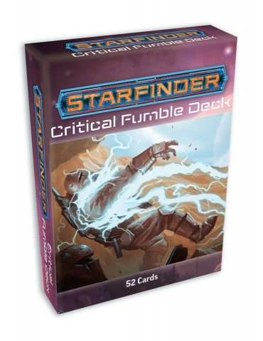 Starfinder: Critical Fumble...