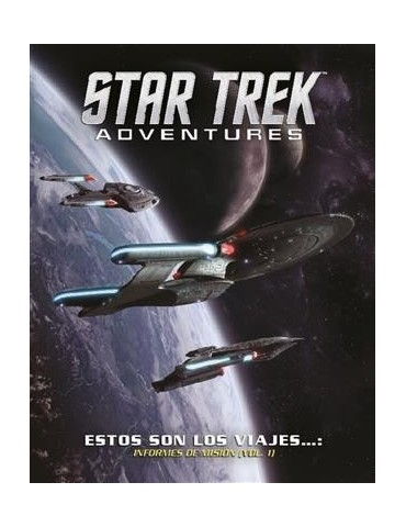 Star Trek Adventures: Estos...