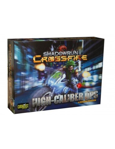 Shadowrun: Crossfire - High...