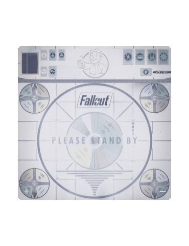 Tapete Fallout: Please...