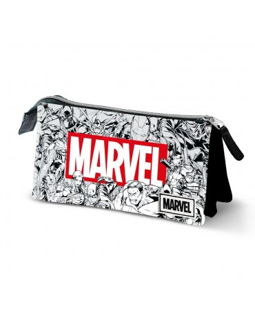 Portatodo Triple Marvel -...